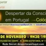 """Portugal: Colóquio """"""""Despertar da Consciência em Portugal"""""""""""