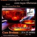 Portugal: Curso de Massagem de Som com Taças Tibetanas com Carla Ortelbach da Academia Peter Hess