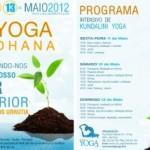 Portugal: XIII Yoga Sádhana com Carlos Urrutia na Tocha