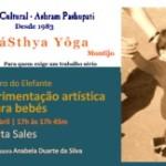 Portugal: CRIAS_experimentação artística para bebés com Rita Sales no Montijo