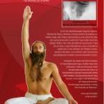 Portugal: Imperdível Seminário de Yoga «De Ananda ao Dharma» com Walter Ruth Discípulo de Directo de Sri Sri Sri Satchidananda de Madras