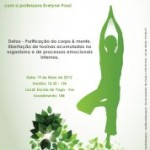 Portugal: Workshop Yogaterapia – Detox