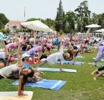 Portugal: Comemoração do Dia Mundial do Yoga – Beja  23 e 24 de Junho 2012