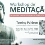 Portugal: Budismo – A Arte da Vida em Tempos de Crise (Workshop de Meditação em Leiria)