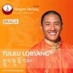 Portugal: Tulku Lobsang em Braga – O amor é a melhor medicina!