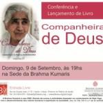 """Portugal: Conferência e Lançamento de Livro """"Companheira de Deus"""" na Brahma Kumaris"""