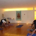 Portugal: Aula Alargada de Yoga Na Comunidade Hindu Com Rita Cachaço
