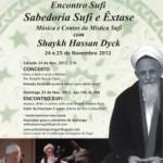 Portugal: Sabedoria Sufi e Êxtase com Shakya Hassan Dyck em Lisboa