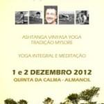 Portugal: Tomás Zorzo Orienta Retiro de Yoga no Algarve