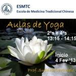 Portugal: Susana Caramelo Inicia Aulas de Yoga na Escola de Medicina Tradicional Chinesa em Lisboa