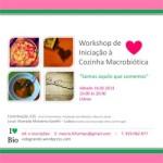 Portugal: Workshop de Iniciação à Cozinha Macrobiótica com Diana Baptista em Lisboa