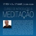 Portugal: Curso de Introdução à Meditação – Nível I Com Paulo Borges em Matosinhos