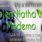 Portugal: Curso de Professor em Hatha Yoga Moderno com Jean-Pierre de Oliveira