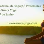 Portugal: Curso de Formação de Professores de Yoga Elemental YTT 200 h Pela Escola Swara Yoga