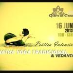 Portugal: Prática Intensiva de Yoga com Ricardo Viegas na Quinta da Calma, Algarve