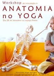 Portugal: Workshop de Anatomia no Yoga com Hugo Abecassis em Lisboa