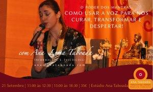 Portugal: O Poder do Mantras: Como usar a voz para nos Curar, Transformar e Despertar!