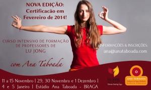 Portugal: Curso de Formação de Professores de Lu Jong