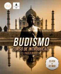 Portugal: Curso de Introdução ao Budismo com Paulo Borges em Matosinhos