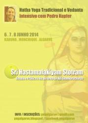 Portugal: Intensivo Yoga e Vedánta com Pedro Kupfer – Sri Hastamalakiyam Stotram – Algarve