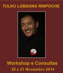 Portugal: Nova Visita de Tulku Lobsang Rinpoche para Workshop e Consultas de Medicina Tibetana