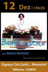 Portugal: Banho de Som© Sound Healing Ritual
