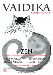 Portugal: Prática Zen em Pedrouços – Maia