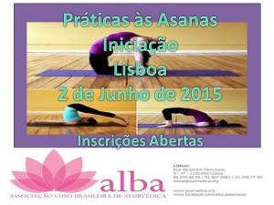 Portugal: Práticas de Ásana – Iniciação na ALBA com José Carlos Calazans