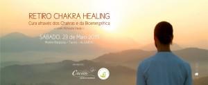 Portugal: Retiro Chakra Healing – Cura através dos chakras e Bioenergética com Achyuta Veda – Monte Mariposa – Algarve