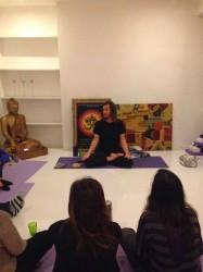 Portugal: Práticas de Yoga, Satsanga e Workshop de Meditação na Biosotis Barcelos com Marco Peralta