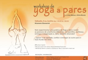 Portugal: Yoga a Pares 6 Jun 2015 – Alcanena