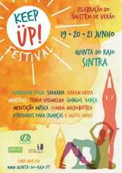 Portugal: KEEP UP FESTIVAL – Quinta do Rajo – Sintra