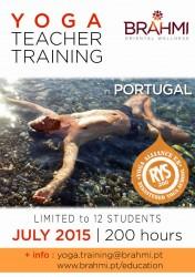 Portugal: Formações em Yoga 200h – 2015/16- Certificadas pela Yoga Alliance Uk com Marco Peralta e prof. Convidados