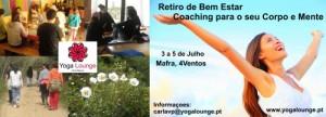 Portugal: Retiro de Bem-Estar: Coaching para o seu Corpo e Mente em Mafra