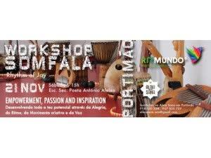 Portugal: WORKSHOP SOMFALA em Portimão