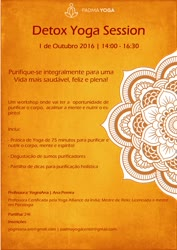Portugal: Detox Yoga Session