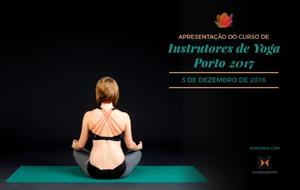 Portugal: Apresentação do Curso de Instrutores de Yoga – com Paulo e Ana Hayes – PORTO