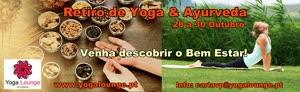 Portugal: Retiro de Yoga & Ayurveda