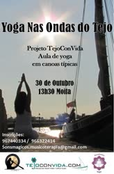 Portugal: Yoga nas Ondas do Tejo