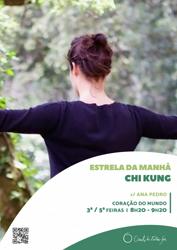 Portugal: A Estrela da Manhã – Chi Kung (3ªf e 5fªs) – com Ana Pedro – Lisboa