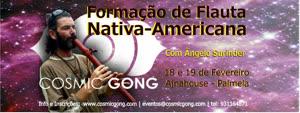 Portugal: Formação de Flauta Nativa Americana