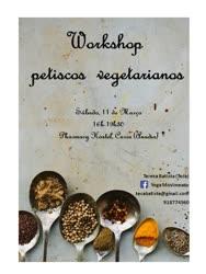 Portugal: Workshop de Petiscos Vegetarianos na Curia
