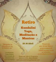 Portugal: Retiro de Kundalini Yoga, Meditação & Mantras