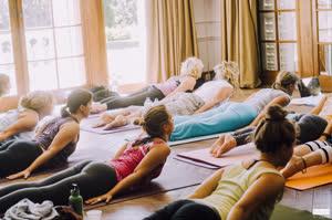 Portugal: Yoga Lab: Os Cinco Elementos