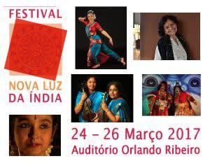 Portugal: FESTIVAL NOVA LUZ DA ÍNDIA – Auditório da Biblioteca Orlando Ribeiro – Telheiras – Lisboa