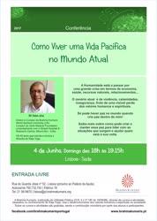 Portugal: Como Viver uma Vida Pacífica no Mundo Atual – Brahma Kumaris