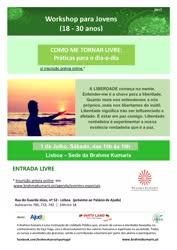 Portugal: Como Me Tornar Livre: Práticas Para o Dia-a-dia