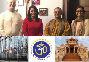 Portugal: FÓRUM HINDU EUROPEU na Câmara Municipal de Lisboa