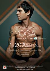 Portugal: Formação Profissional em Yoga 200hrs – DGERT