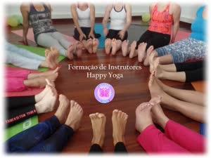 Portugal: Formação de Instrutores Happy Yoga